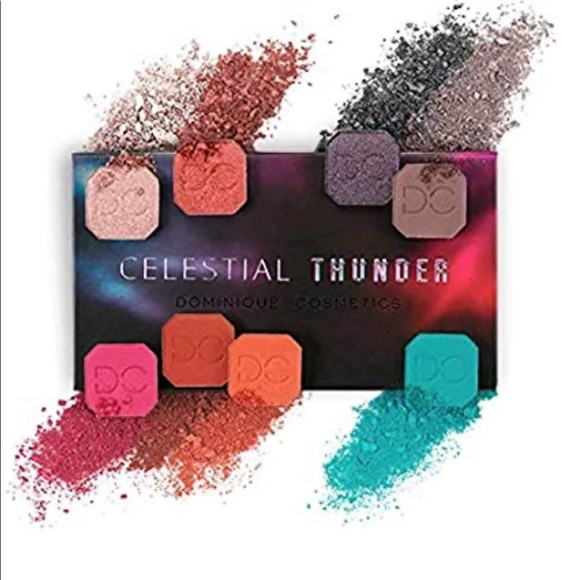 ✨🆕DOMINQUE COSMETICS CELESTIAL THUNDER Pallet